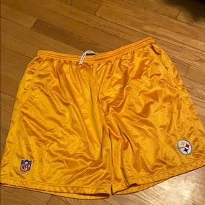 Steelers Athletic Shorts